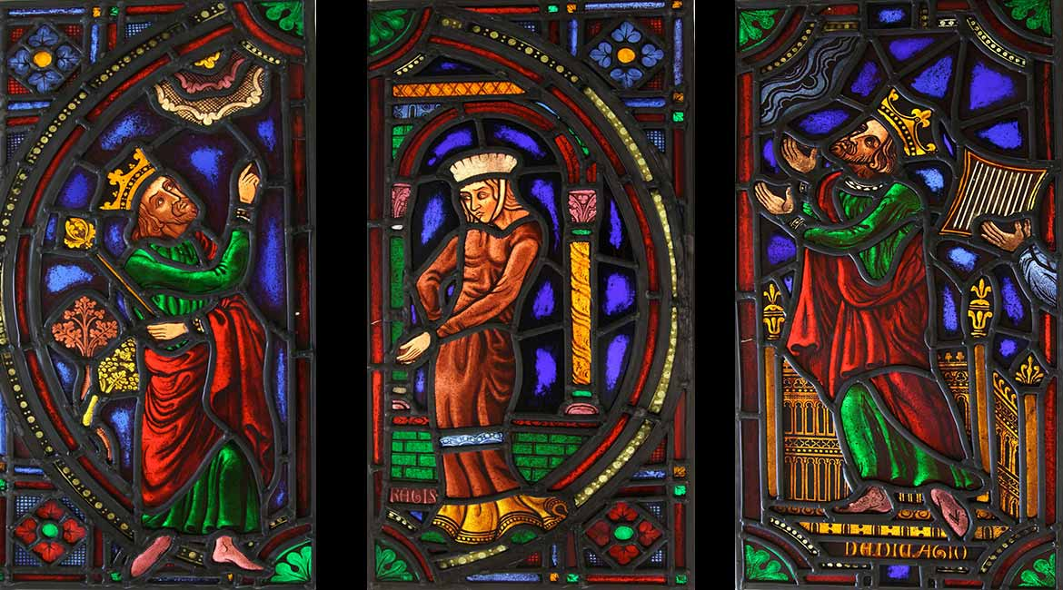 Conservation of Stained Glass at Ely Cathedral, Cambridgeshire